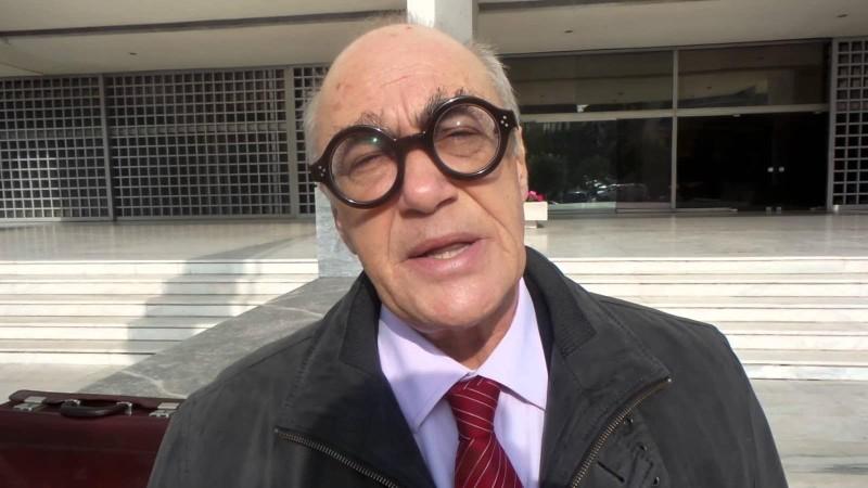 Πέθανε ο πλέον γνωστός Έλληνας δικηγόρος!