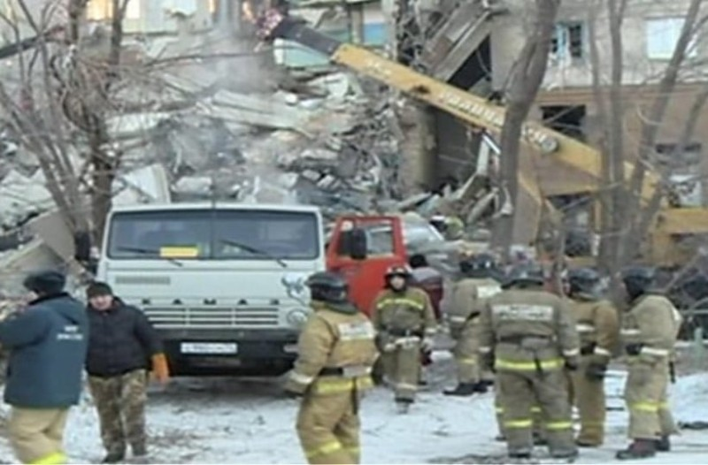 Ρωσία: 79 οι τραυματίες από τις εκρήξεις!