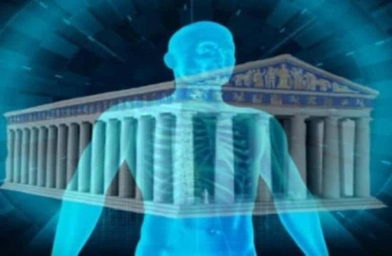 Τι συμβαίνει στο σώμα μας όταν μπαίνουμε σε έναν αρχαίο Ελληνικό ναό!