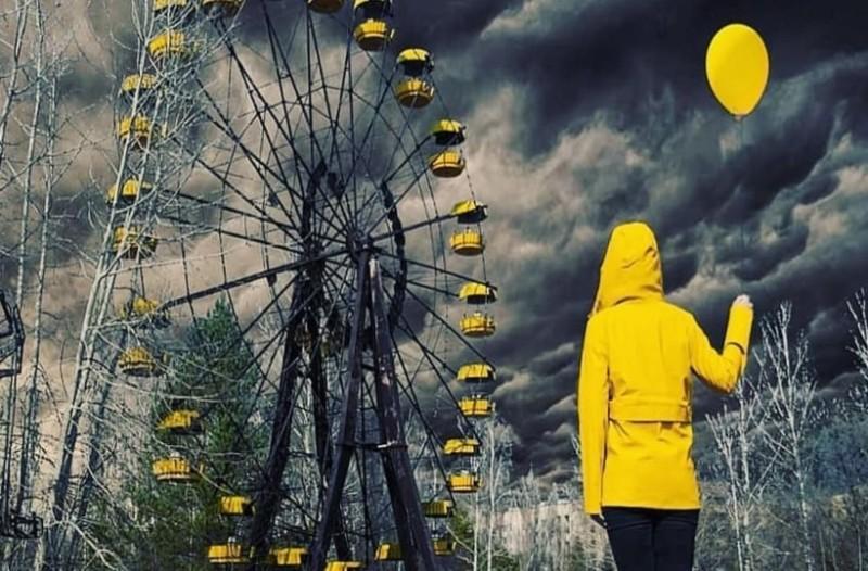 Σοκάρει η νέα «τρέλα» των Social media: Φωτογραφίζονται στην απαγορευμένη ζώνη του Τσέρνομπιλ!