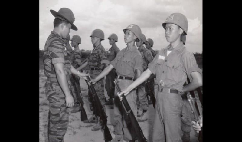 Ο πόλεμος του Βιετνάμ μέσα από τραγούδια!
