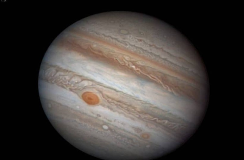 Ο πλανήτης Δίας θα βρίσκεται απόψε στο κοντινότερο σημείο του από τη Γη!