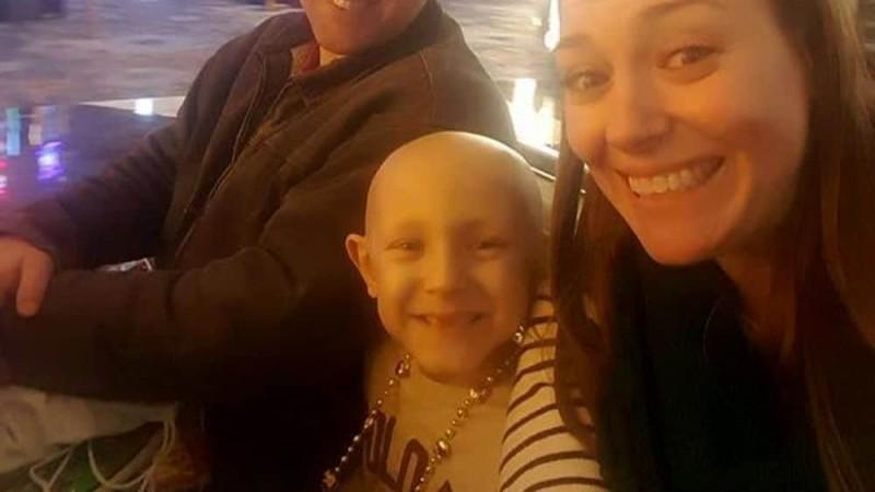 Η τελευταία επιθυμία ενός 7χρονου καρκινοπαθή!