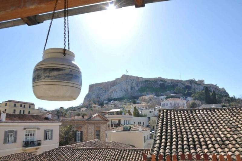 Η φωτογραφία της ημέρας: Η Αθήνα είναι ωραία το καλοκαίρι!