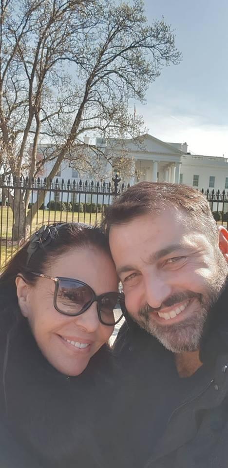 Κατερίνα Παναγοπούλου: Ο κούκλος άνδρας στο πλευρό της, μετά τον θάνατο του συζύγου της!