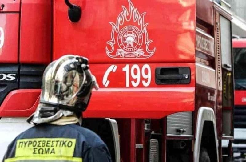 Συναγερμός στη Αττική: Φωτιά στον Βαρνάβα!