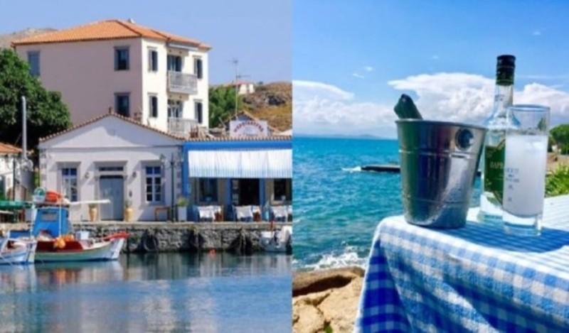 Τρία νησάκια του Αιγαίου που τρως, πίνεις και κοιμάσαι με 50 ευρώ τη μέρα!