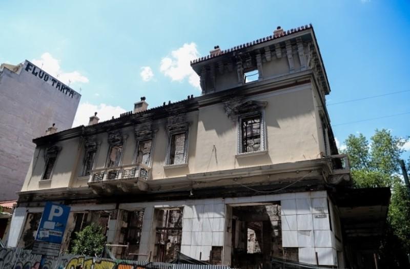 13 κτίρια στην Αθήνα προς κατεδάφιση μετά τον σεισμό των 5,1 ρίχτερ!