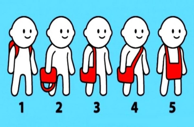 Δείτε τι σημαίνει για τον χαρακτήρα σας ο τρόπος που κρατάτε την τσάντα σας!