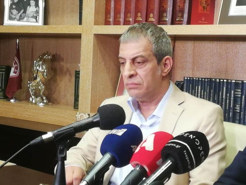 Θέμης Αδαμαντίδης: «Θα το πάω μέχρι τέρμα»
