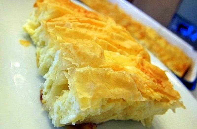 Γρήγορη και εύκολη πατσαβουροτυρόπιτα!