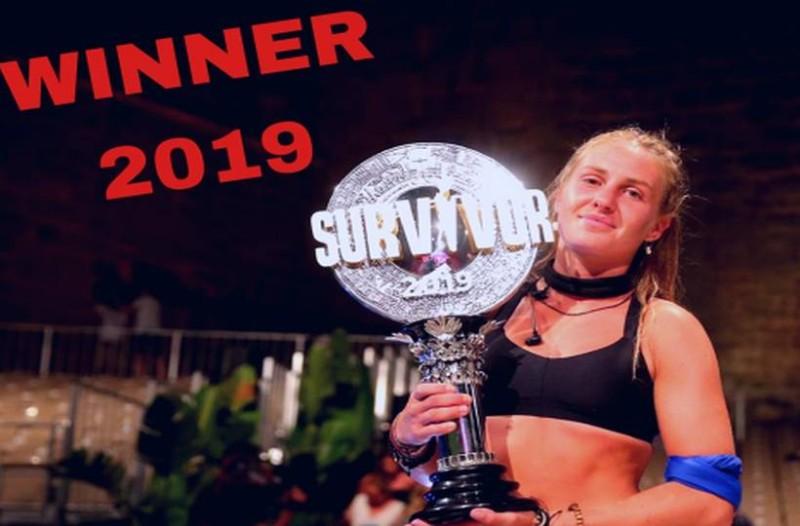 Κατερίνα Δαλάκα - Αποκλειστικό: Δεν φαντάζεστε πόσα χρήματα έβγαλε συνολικά από το Survivor!