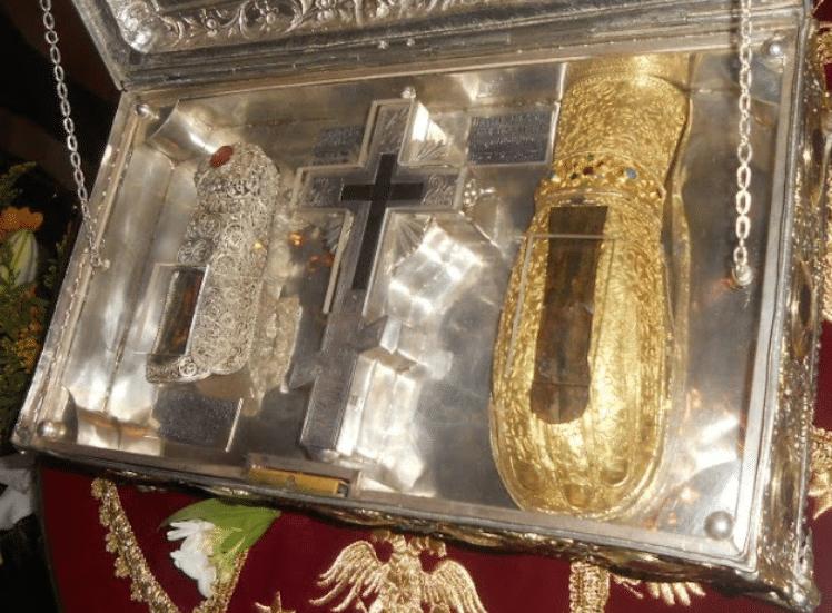 Άφθαρτο παραμένει το χέρι της Μαρίας της Μαγδαληνής!
