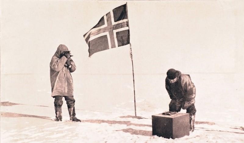 Σαν σήμερα γεννήθηκε ο εξερευνητής της Ανταρκτικής, Ρόαλντ Αμούνδσεν!