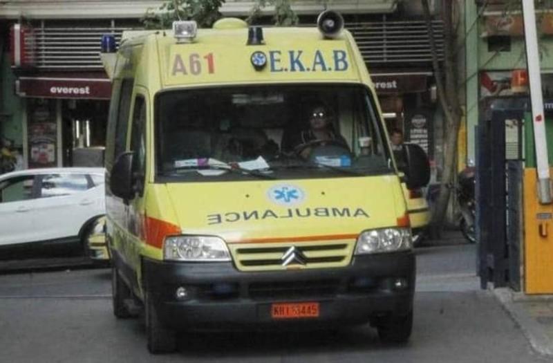 Αττικής οδός: Λεωφορείο τυλίχτηκε στις φλόγες!