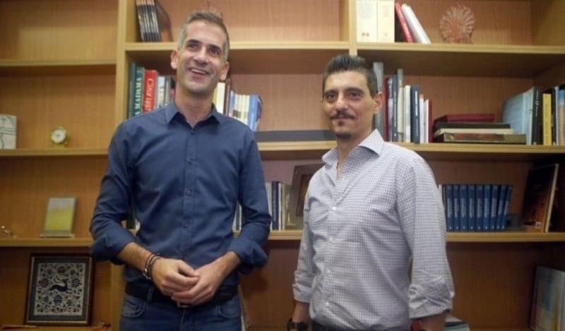 Ολοκληρώθηκε η συνάντηση Γιαννακόπουλου - Μπακογιάννη!