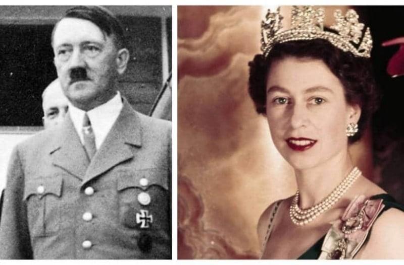 Η άγνωστη ιστορία για την Βασίλισσα Ελισάβετ: Ποια ήταν η πραγματική σχέση της με τους ναζί; Οι φωτογραφίες που δείχνουν όλη την αλήθεια!