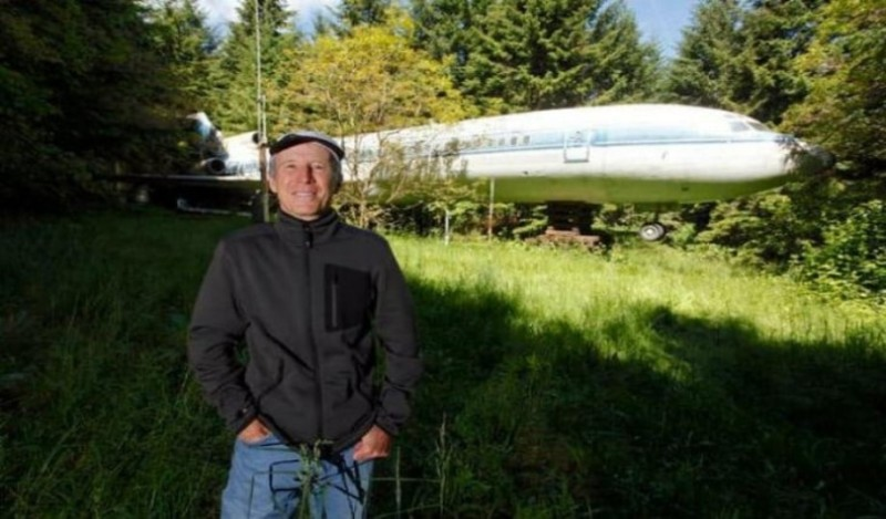 Αεροπλάνο της Ολυμπιακής έγινε...σπίτι! (Video)
