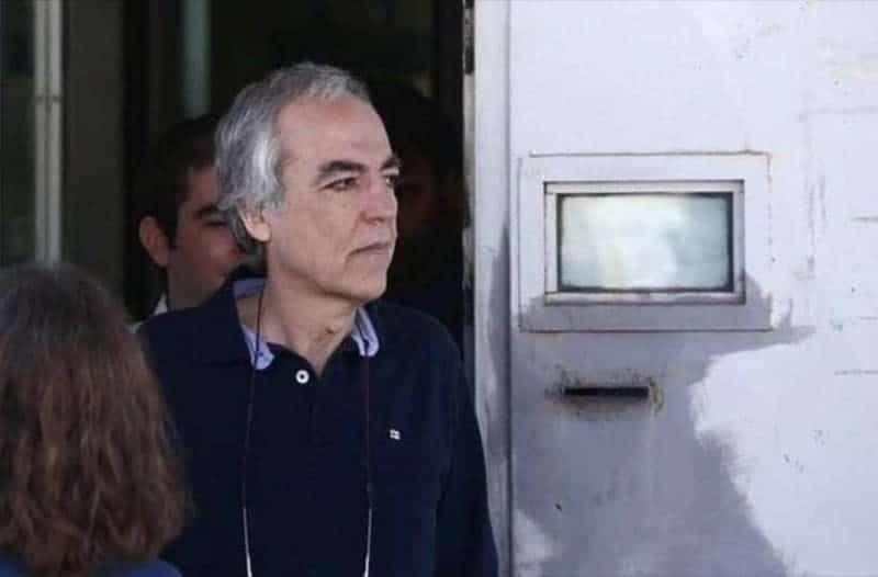 Δημήτρης Κουφοντίνας: Τρίτο «όχι»  για την άδεια από τους δικαστές του Βόλου!