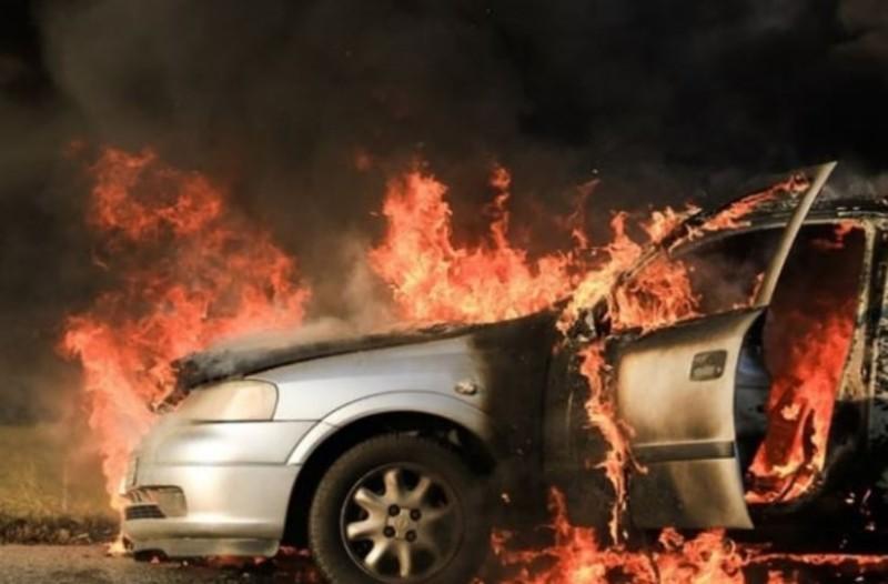 Θεσσαλονίκη: I.X κάηκε ολοσχερώς!