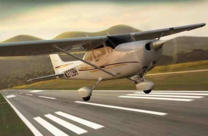 Γρεβενά: ''Βαριά'' προσγείωση σε δρόμο!