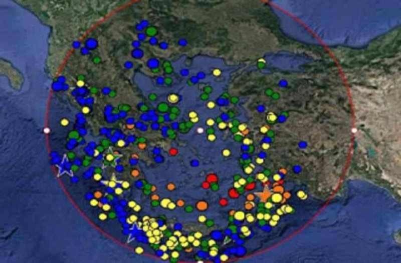 Δήλωση βόμβα σεισμολόγου Σκορδίλη: «Θα αντιμετωπίσουμε σεισμό 6 – 6,5 ρίχτερ…»