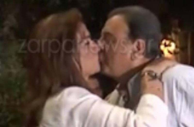 Εκλογές 2019: Το παθιασμένο φιλί στο στόμα της Ντόρας Μπακογιάννη! (video)