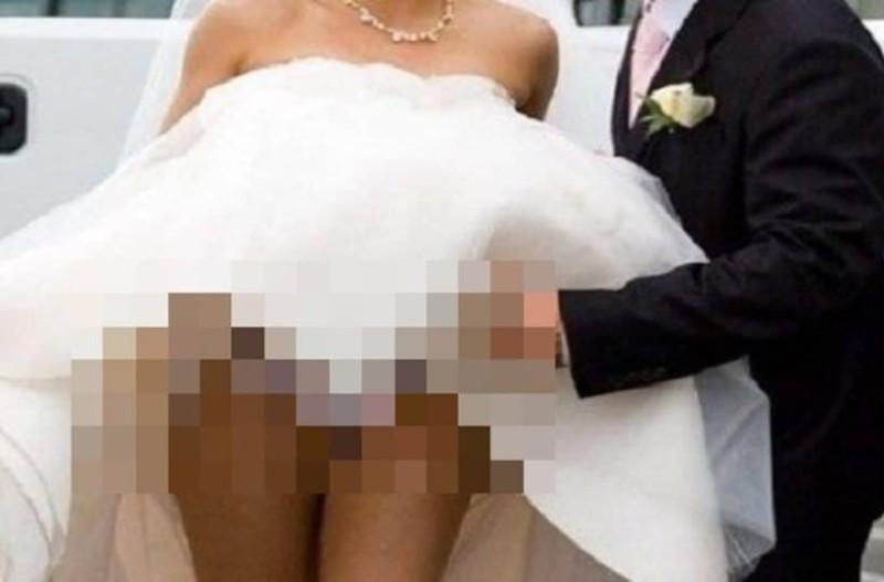 Έφυγε το νυφικό της νύφης σε εκκλησία στα Γιάννενα κι έγινε πανικός!
