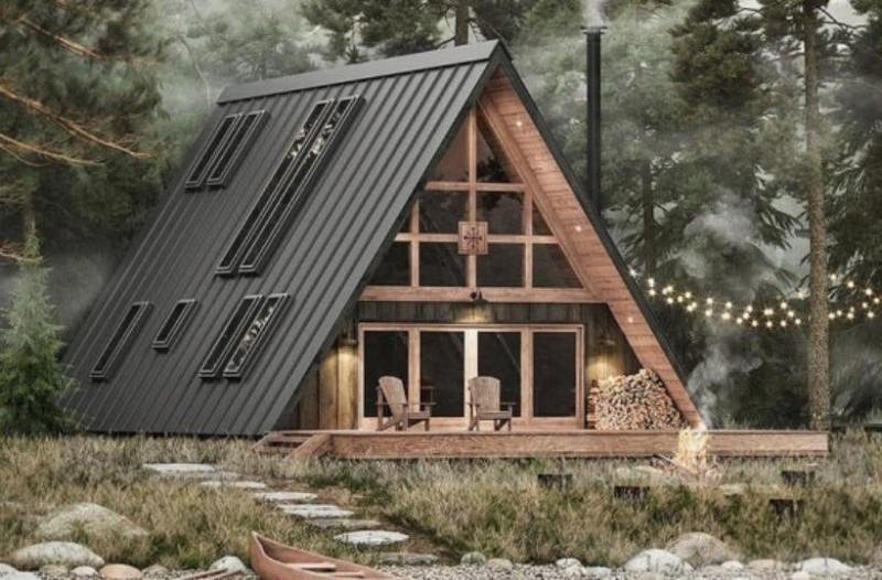 Το σπίτι των ονείρων σου έρχεται με οδηγίες χρήσης για το φτιάξεις μόνος σου!