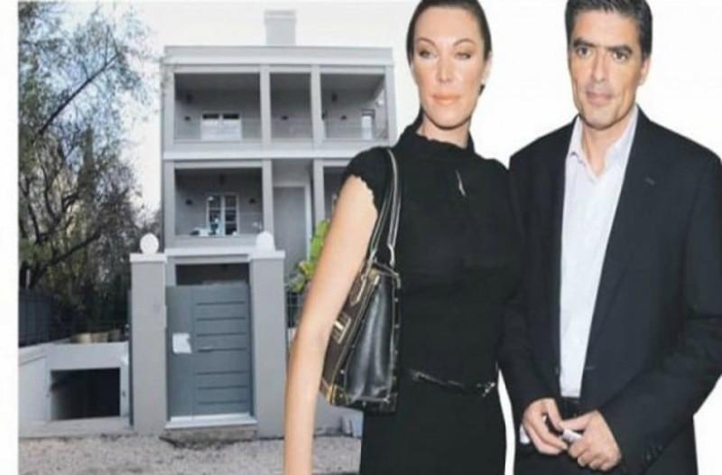 Τατιάνα Στεφανίδου - Νίκος Ευαγγελάτος: Το νέο παλάτι των 1.500.000 ευρώ!