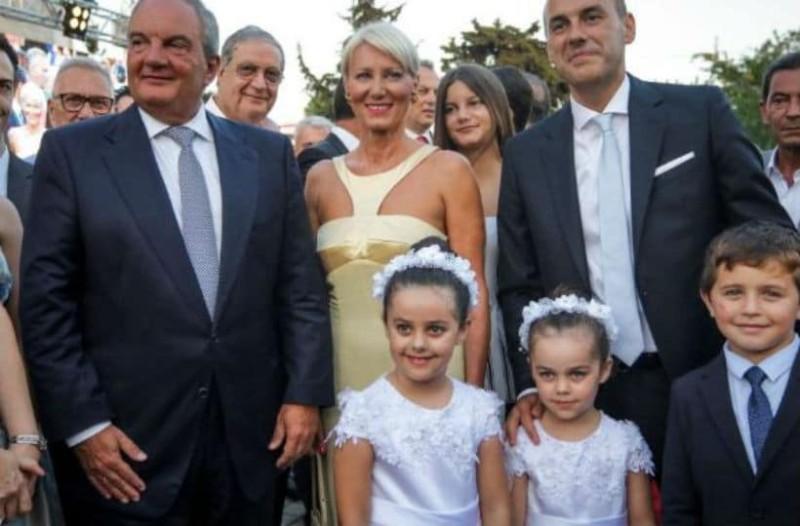 Καραμανλής - Παζαϊτη: Η κόρη τους μεγάλωσε, έγινε 16 και βάζει