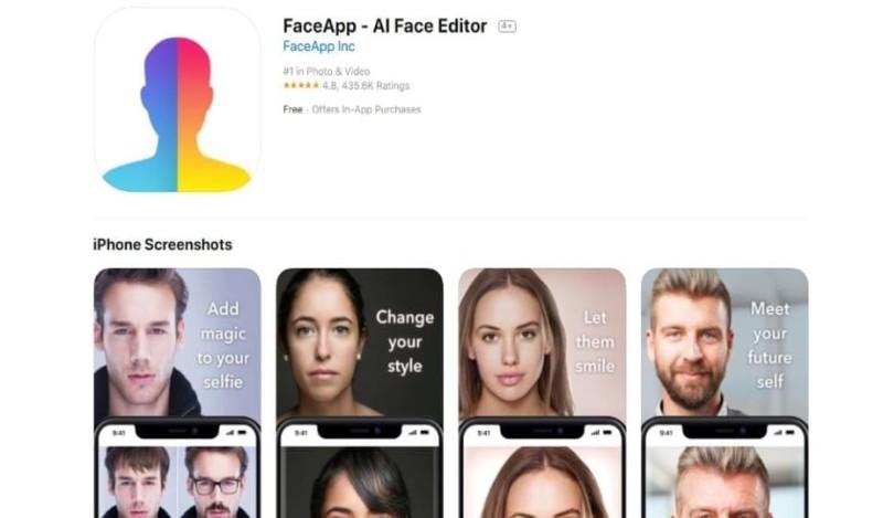 FaceApp: Έτσι θα σώσετε τα δεδομένα και τις φωτογραφίες σας!