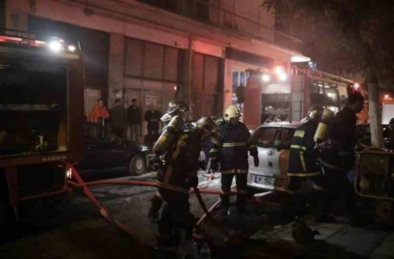 Τραγωδία στο Ναύπλιο: Γυναίκα κάηκε ζωντανή μετά από πυρκαγιά σε διαμέρισμα!