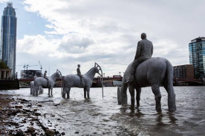 Αγάλματα Λονδίνο