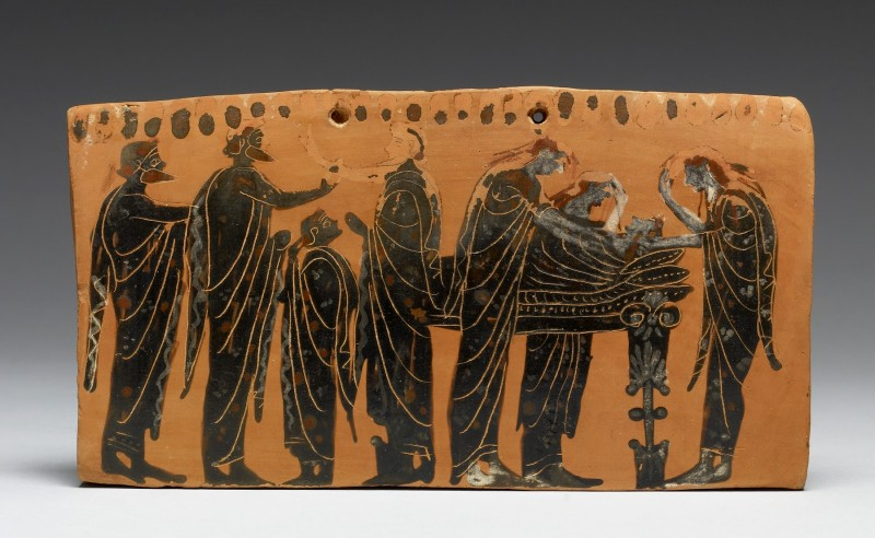 Τι έκαναν οι Αρχαίοι Έλληνες όταν πέθαινε κάποιος;