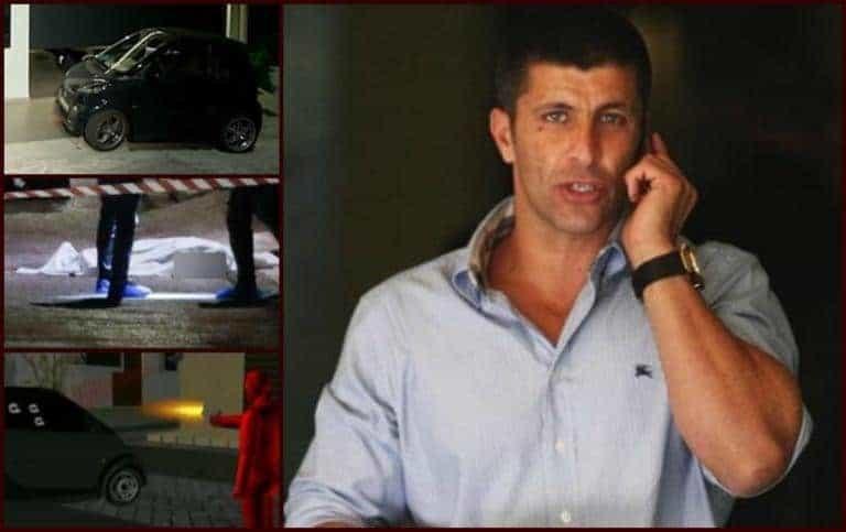 Αποτέλεσμα εικόνας για δολοφονία του Γιάννη Μακρή: Συνελήφθη ο αδερφός του δράστη
