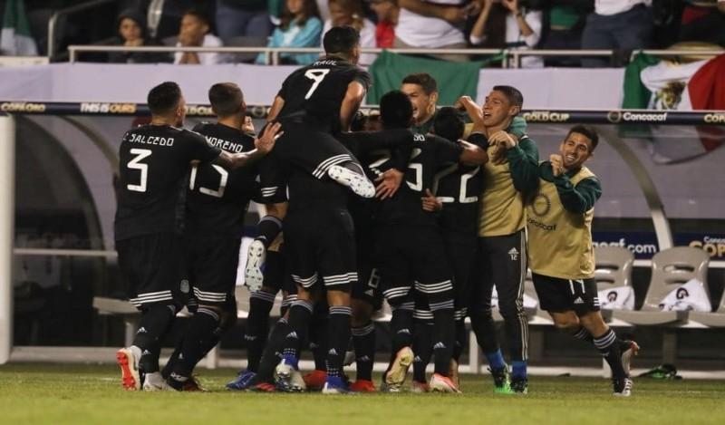 Gold Cup: Το Μεξικό