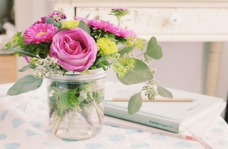 Πως να διατηρήσεις τα λουλούδια στο βάζο περισσότερες μέρες!