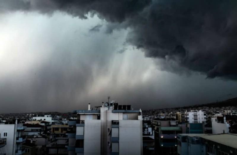 Έκτακτο δελτίο επιδείνωσης καιρού: Αυτές τις περιοχές θα