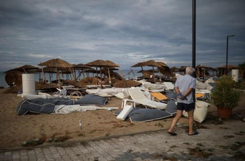 Γ.Γ.Πολιτικής Προστασίας: Σε κατάσταση έκτακτης ανάγκης 11 περιοχές της χώρας!