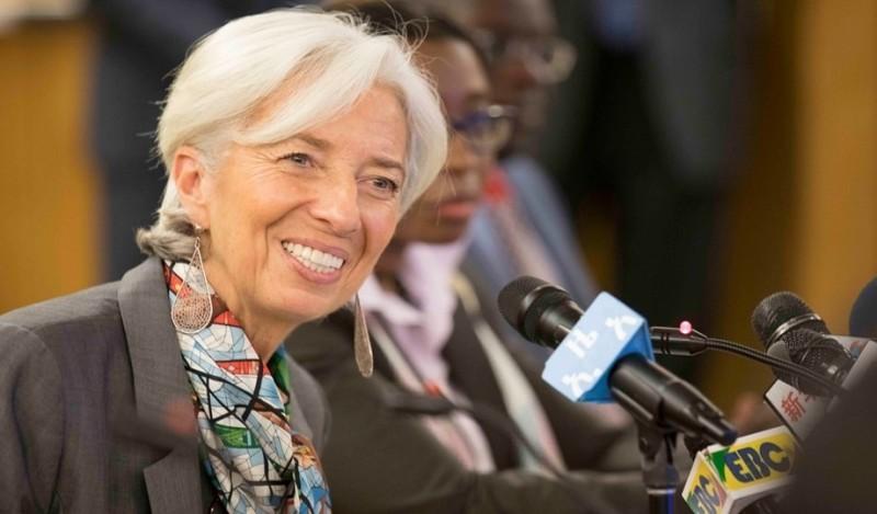 ΔΝΤ: Παραιτήθηκε η Κριστίν Λαγκάρντ!