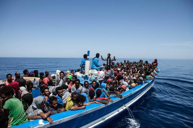 Ιταλία μετανάστες
