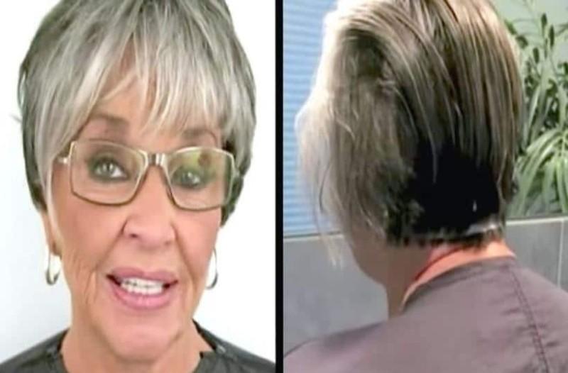 Φορούσε μέικ απ για 50 χρόνια ανελλιπώς... όταν το έβγαλε το αποτέλεσμα θα σας σοκάρει! (Video)