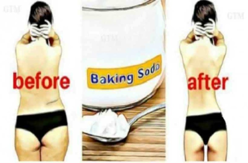 Πώς να χρησιμοποιήσετε τη μαγειρική σόδα για να χάσετε πιο γρήγορα τα περιττά κιλά!