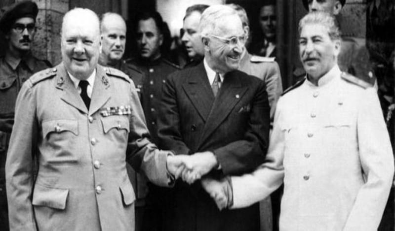 Σαν σήμερα η συνθήκη που τελείωσε τον Β' Παγκόσμιο Πόλεμο!