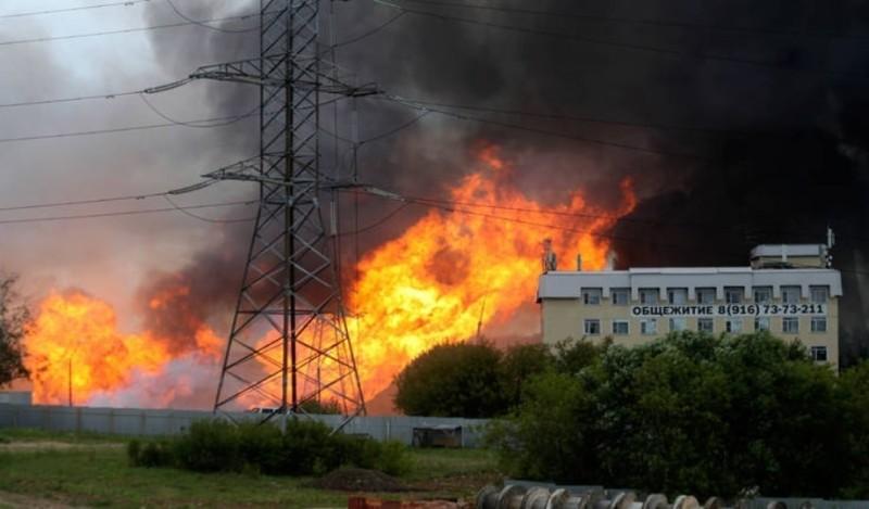 Φωτιά σε θερμοηλεκτρικό σταθμό - Νεκρός και τραυματίες!