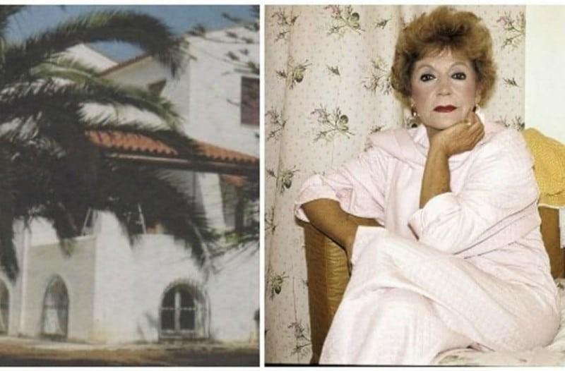Ρένα Βλαχοπούλου: Η περιουσία, το τριώροφο στην Κέρκυρα και το παράπονο του αδερφού της!