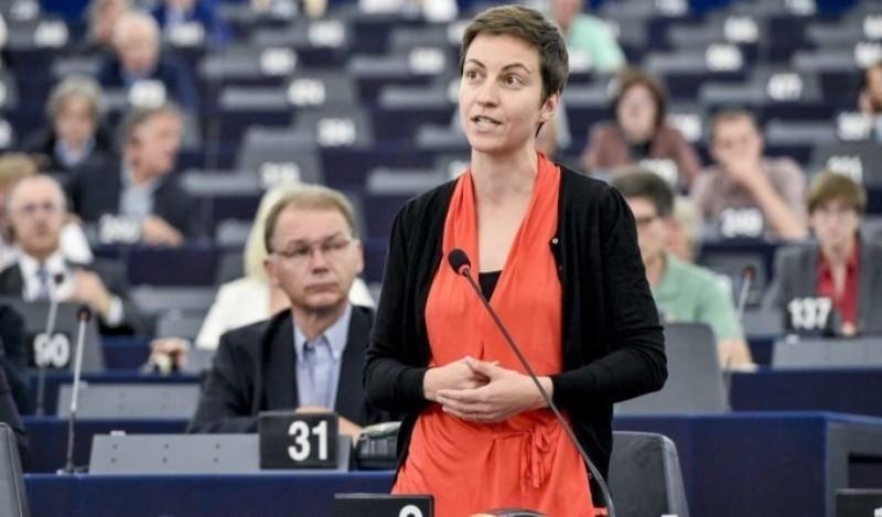 Υποψήφια και η Σκα Κέλερ για το Ευρωκοινοβούλιο!