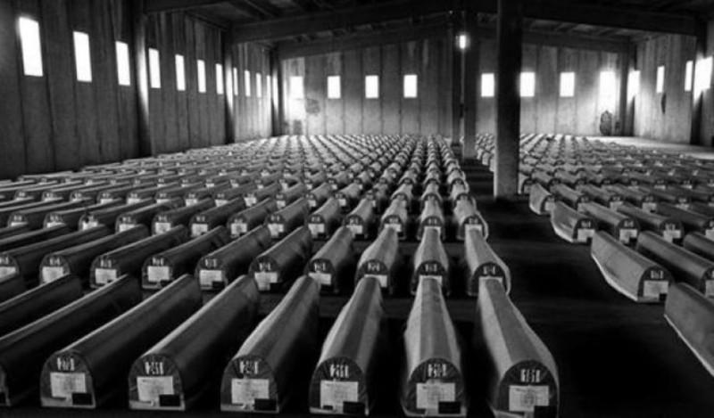 Σαν Σήμερα: Η σφαγή της Σρεμπρένιτσα!