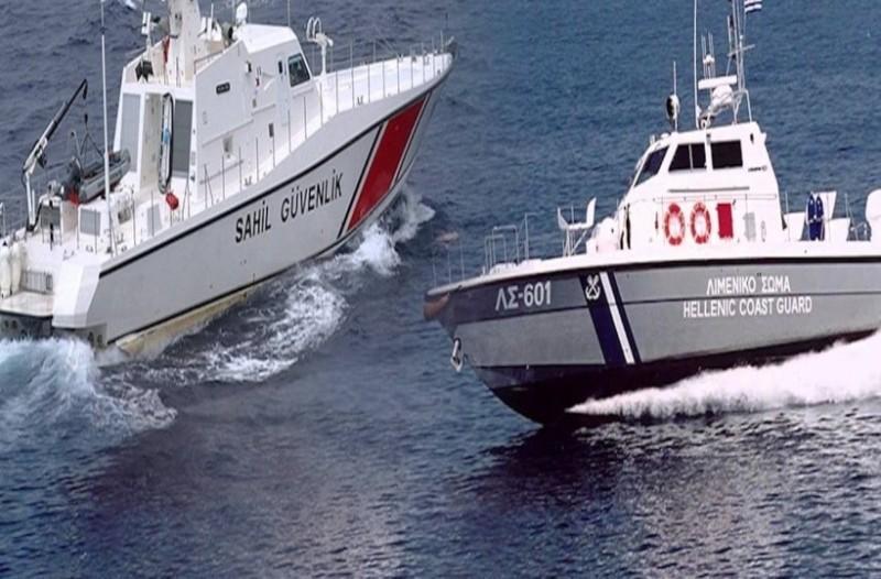 Τουρκική ακταιωρός προσπάθησε να εμβολίσει σκάφος του Λιμενικού!